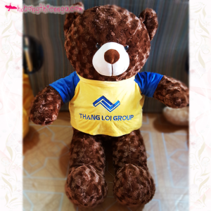 Gấu bông Teddy quà tặng Tập đoàn Bất Động Sản Thắng Lợi