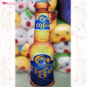 Chai bia Tiger 3D