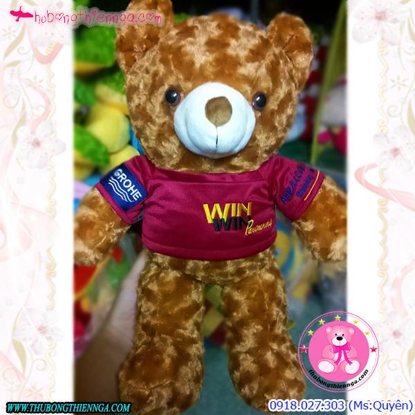 Teddy thương hiệu WinWin