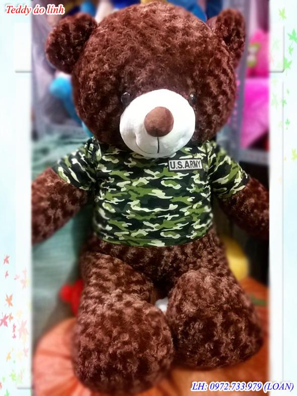 Teddy sói ca