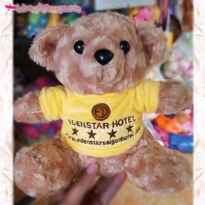 Gấu bông quà tặng khách hàng